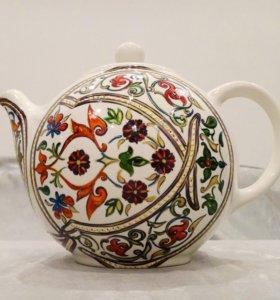 Роспись глиняной посуды
