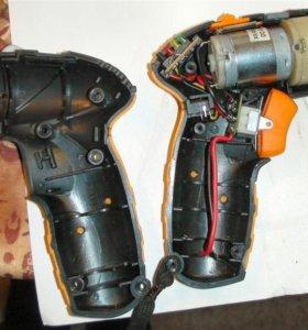 Ремонт мотора шуруповерта