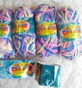 Пряжа для ручного вязания тюмень