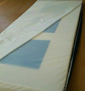 Как сшить матрас на детскую кроватку