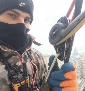 Требования охраны труда промышленный альпинизм