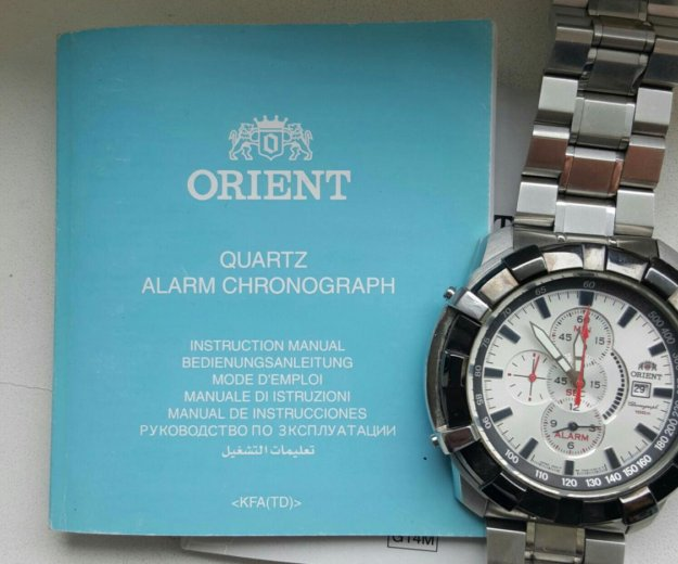 Где купить оригинал часов orient cqbea001b
