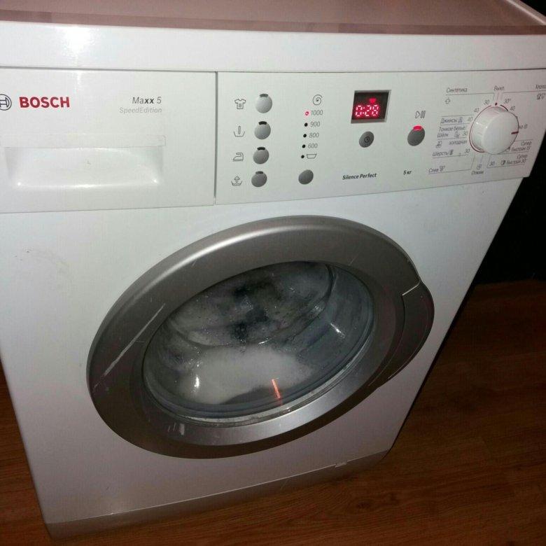 Ремонт стиральная машина bosch