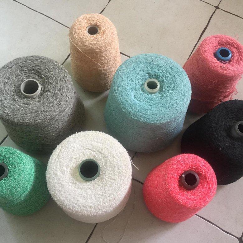 Бобины для машинного вязания