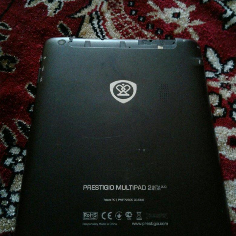 Manual prestigio multipad 2 ultra duo 8.0 3g