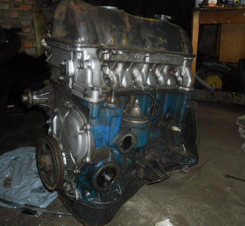 2101 капремонт двигателя 118