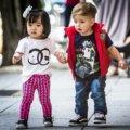 Модная детская одежда и.