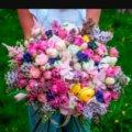 Интернет магазин.Живые цветы. !.