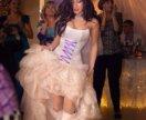 Платье, шубка