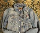 Вещи -джинсовая куртка, кофта , ремень, балетки