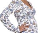 SweetMama для беременных в бежево-оранжевой гамме