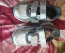 Новые кроссовки...demix...29р.