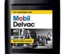 Mobil Delvac mx extra 15w40