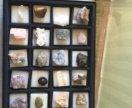 Коллекция настоящих камней.