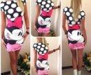 Платье, новое! Красиво смотрится) размер S