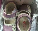 Ботинки для девочки Амалфи