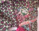 Блузка на девочку 122см