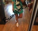Новое платье свободного кроя 😍 размер 40-44‼️