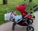 Коляска для погодок Baby Jogger city select