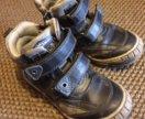 Обувь весна/осень,кожа,размер 27