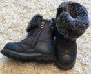 Ботинки осень тёплая зима 23р