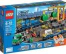 Конструктор LEGO CITY Грузовой поезд