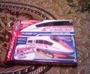 Ж/Д игрушка Сапсан Racing PRO.