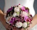 Свадебные букеты)Арки из живых цветов)