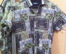 Рубашки мужские б/у