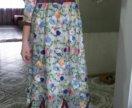 Платье кучного покроя