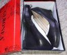 Туфли кожаные р-р 38