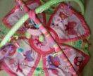 Развивающий коврик для девочки