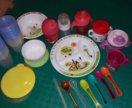 Посуда детская Avent