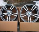Диски бмв 343 стиль R17 (BMW 5, 3, F10, F30, e90)