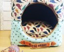 Домики для кошек Katsu