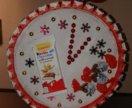 Новогодний подарок Часы