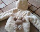 Детская куртка-шубка