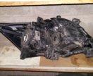 Фара передняя правая на toyota auris