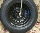 Шина на диске отбалансирована 175х70х13