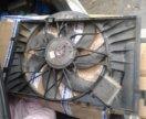 Продам вентилятор к мерседес W203 2.0K 600В