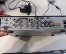 Видеорегистратор аналоговый на 8 каналов