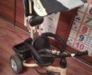 Детский трехколесный велсипед ABC Trike