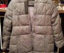 Новая куртка sisley 130 см 7-8 лет