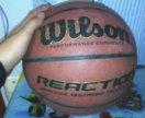 Мяч баскетбольной