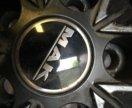 Зимние шины с дисками на Рендж ровер спорт