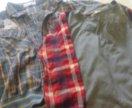 Рубашка и джемпер
