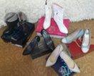 Красивейшие туфли и сапожки