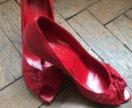 Кожанные, фирменные туфли для соблазнительниц!