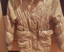 Куртка удлененая