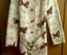 Гобеленовое пальто